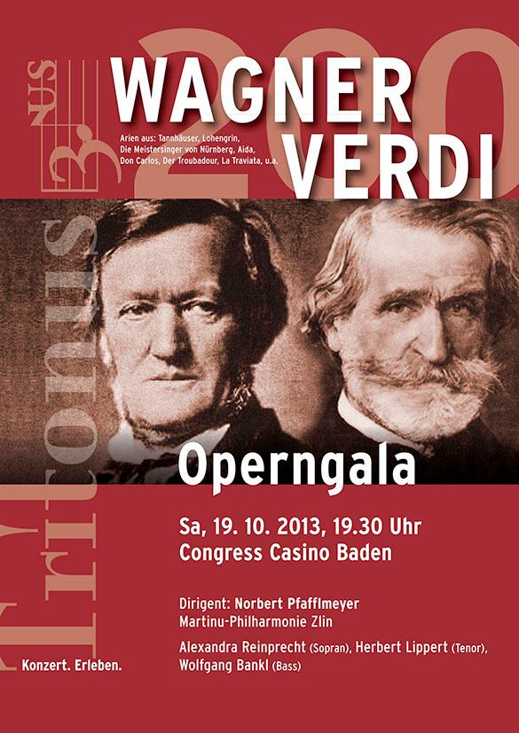 Tritonus Baden: Wagner und Verdi