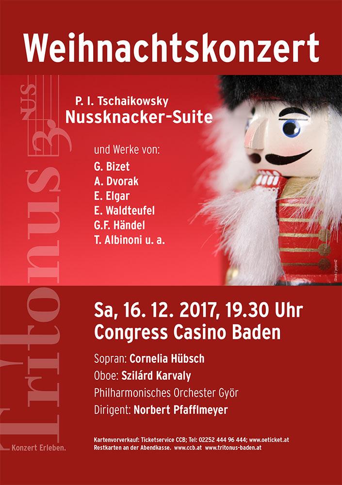 Tritonus-Weihnachtskonzert-Baden