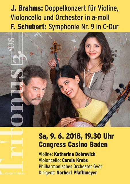 Tritonus-Konzert-Brahms-Schubert
