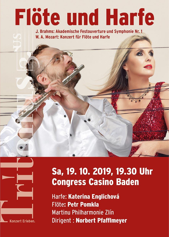Konzert Tritonus Baden, Oktober 2019